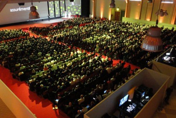Espace Agora format convention