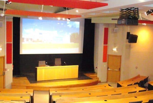 L'hémicycle, Centre de Congrès et d'Exposition Diagora, Toulouse Labège