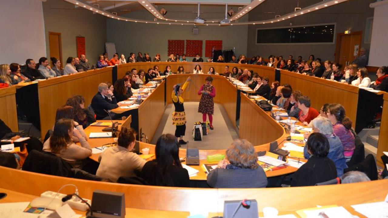 Salle de réunion Ellipse, Centre de Congrès Diagora