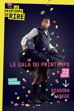 le Gala du printemps - Diagora